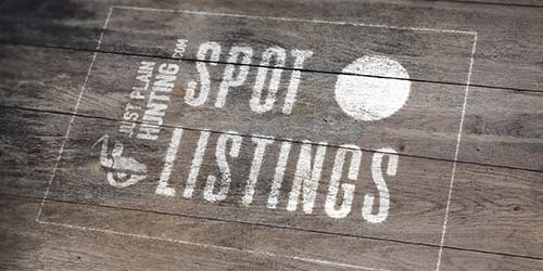 spot listings FREE - just plain hunting