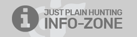 Just Plain Hunting - Info Zone