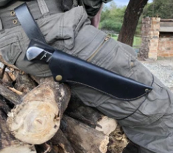 Wild Meester Knives - Just Plain Hunting
